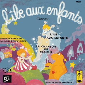 L'île aux enfants (Casimir) - Single   Anne Germain