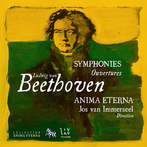 Beethoven: Symphonies & Ouvertures, Vol. 1 | Jos van Immerseel