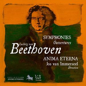 Beethoven: Symphonies & Ouvertures, Vol. 2 | Jos van Immerseel