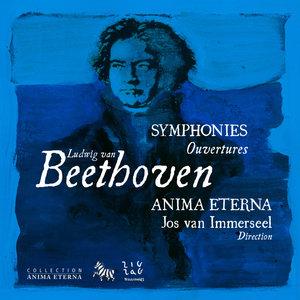 Beethoven: Symphonies & Ouvertures, Vol. 5 | Jos van Immerseel
