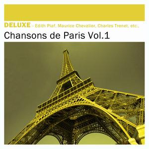 Deluxe: Chansons de Paris, Vol. 1   Bourvil