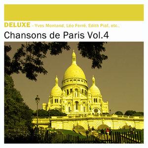 Deluxe: Chansons de Paris, Vol. 4 | Yves Montand