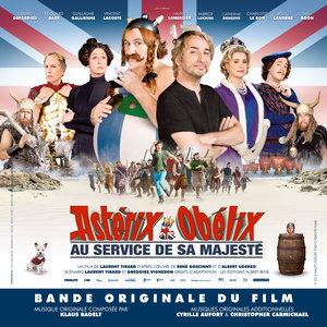Astérix et Obélix: Au service de sa majesté (Bande originale du film) | Klaus Badelt