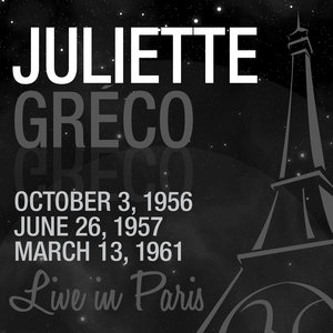 Live in Paris | Juliette Gréco