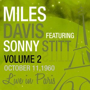 Live in Paris (feat. Sonny Stitt), Vol. 2   Miles Davis