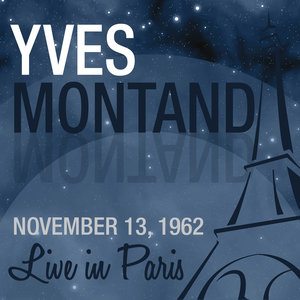 Live in Paris   Yves Montand