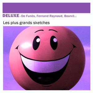 Deluxe: De Funès, Fernand Raynaud, Bourvil ... - Les plus grands sketches | Bourvil