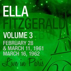 Live in Paris, Vol. 3 - Ella Fitzgerald | Ella Fitzgerald