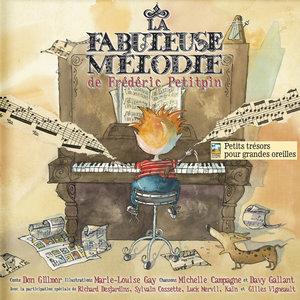 La fabuleuse mélodie de Frédéric Petitpin   Davy Gallant
