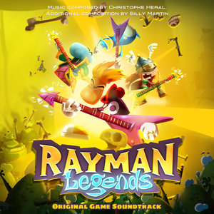 Rayman Legends (Original Game Soundtrack) | Billy Martin