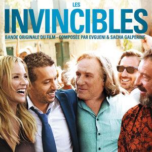 Les invincibles (Bande originale du film) | Sacha Galperine