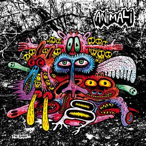 The Spark, and Three Other Poorly-Produced Pieces of Music - EP   Animali