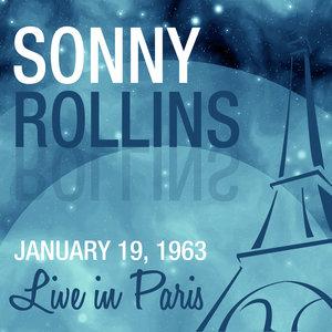 Live in Paris - The Sonny Rollins Quartet   The Sonny Rollins Quartet