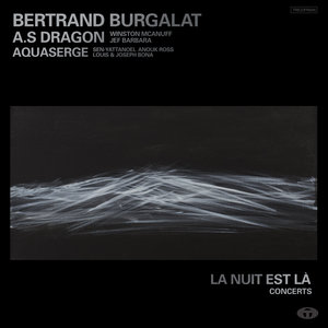 La nuit est là - Concerts | Bertrand Burgalat