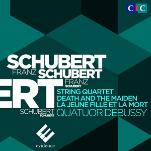 "Schubert: String Quartet No. 14 ""Death and the Maiden"" 