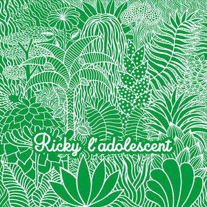 Ricky l'adolescent - EP | Sébastien Tellier