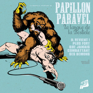 La langue de la bestiole | Renaud Papillon Paravel