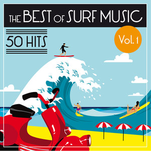 The Best of Surf Music - 50 Hits (Vol. 1) | The Gamblers