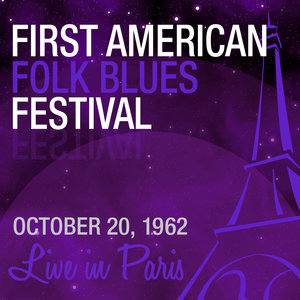 Live in Paris: First American Folk Blues Festival 1962 | John Lee Hooker
