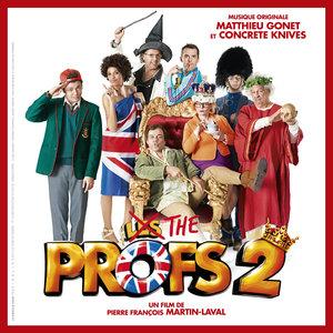 Les profs 2 (Bande originale du film)  