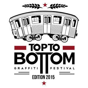 Top to Bottom, Graffiti Festival édition 2015   Chateau Flight
