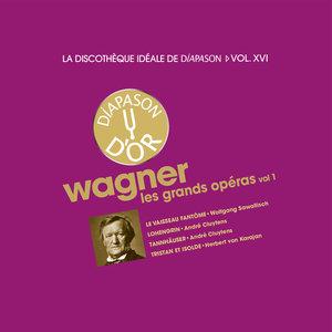 Wagner: Les grands opéras I - La discothèque idéale de Diapason, Vol. 16   Wiener Staatsopernorchester