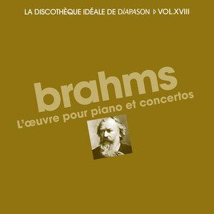 Brahms: L'oeuvre pour piano et concertos - La discothèque idéale de Diapason, Vol. 18   Glenn Gould