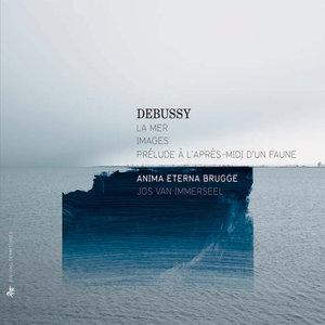 Debussy: Prélude à l'après-midi d'un faune, La mer & Images | Jos van Immerseel