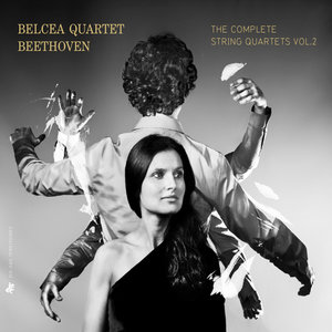 Beethoven: The Complete String Quartets, Vol. 2 | Belcea Quartet