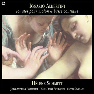 Albertini: Sonates pour violon & basse continue | Jörg-Andreas Bötticher