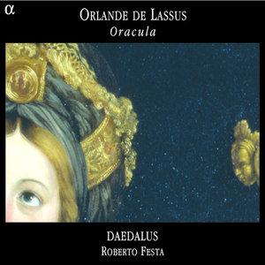 Lassus: Oracula | Roberto Festa