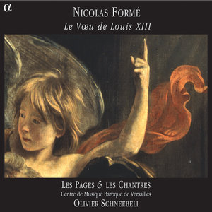 Le vœu de Louis XIII | Olivier Schneebeli