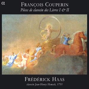 Couperin: Pièces de clavecin des Livres I & II | Frédérick Haas