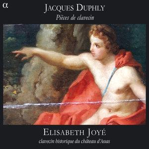Duphly: Pièces de clavecin | Elisabeth Joyé