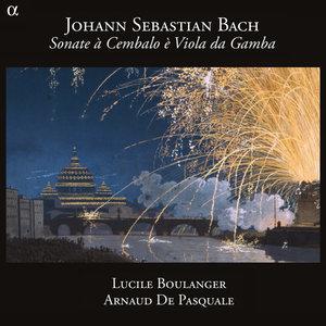Bach: Sonate à Cembalo è Viola da Gamba | Arnaud De Pasquale