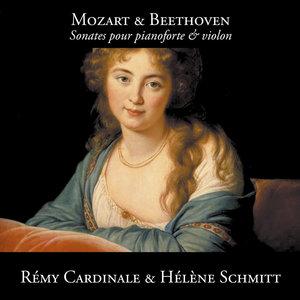 Mozart & Beethoven: Sonates pour pianoforte & violon | Hélène Schmitt