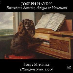 Haydn: Fortepiano Sonatas, Adagio & Variations | Bobby Mitchell