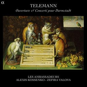 Telemann: Ouverture & Concerti pour Darmstadt | Les Ambassadeurs