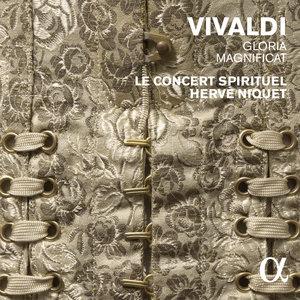 Vivaldi: Gloria & Magnificat | Hervé Niquet