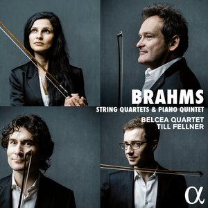 Brahms: String Quartets & Piano Quintet | Belcea Quartet