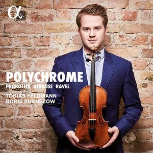Ravel, Prokofiev & Strauss: Polychrome | Boris Kusnezow