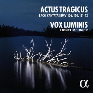 Bach: Actus Tragicus (Cantatas BWV 106, 150, 131, 12) | Vox Luminis