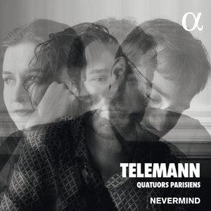 Telemann: Quatuors Parisiens | Nevermind