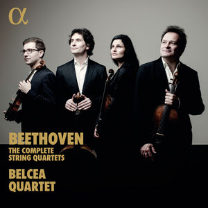 Beethoven: The Complete String Quartets | Belcea Quartet