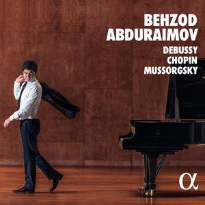 Debussy, Chopin, Mussorgsky | Behzod Abduraimov