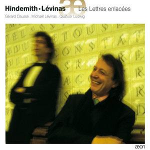 Hindemith: Sonates - Lévinas: Les Lettres enlacées | Gérard Caussé
