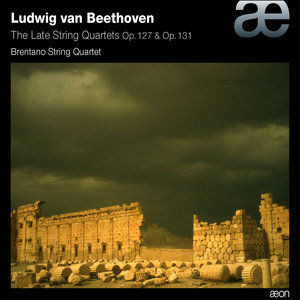 Beethoven: The Late String Quartets Op. 127 & Op. 131 | Brentano String Quartet