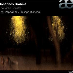 Brahms: Violin Sonatas Nos. 1-3 | Philippe Bianconi