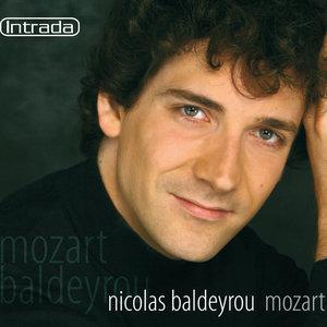 Nicolas Baldeyrou Plays Mozart | Nicolas Baldeyrou