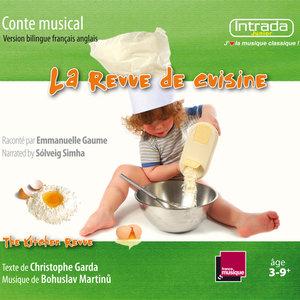 La Revue de cuisine / The Kitchen Revue   Emmanuelle Gaume